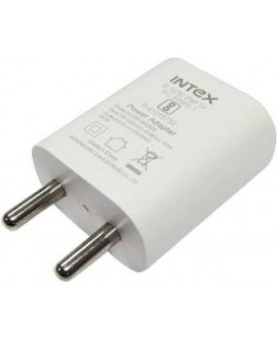 Intex ESU320 (2A) Adapter For Mobile Charging (White)