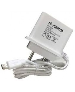 Riviera Charger For All Android Smartphones 2AMP & 1AMP Dual Usb Ports