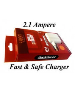UBON Fast 5V 2A Boostcharge - Android Mobile Charger for All Micro USB Devices with Charging cable