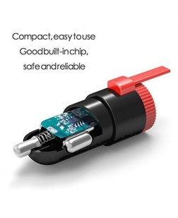 UBON™ GH-2250 | Universal Fast Car Charger | Compatible with iPhone/Android