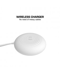 Toreto TOR-506  Boost Up Qi (5 W) Silicon Wireless Charger