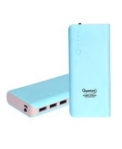 Quantum QHM10000 10000 mAh Power Bank (Color May Vary)