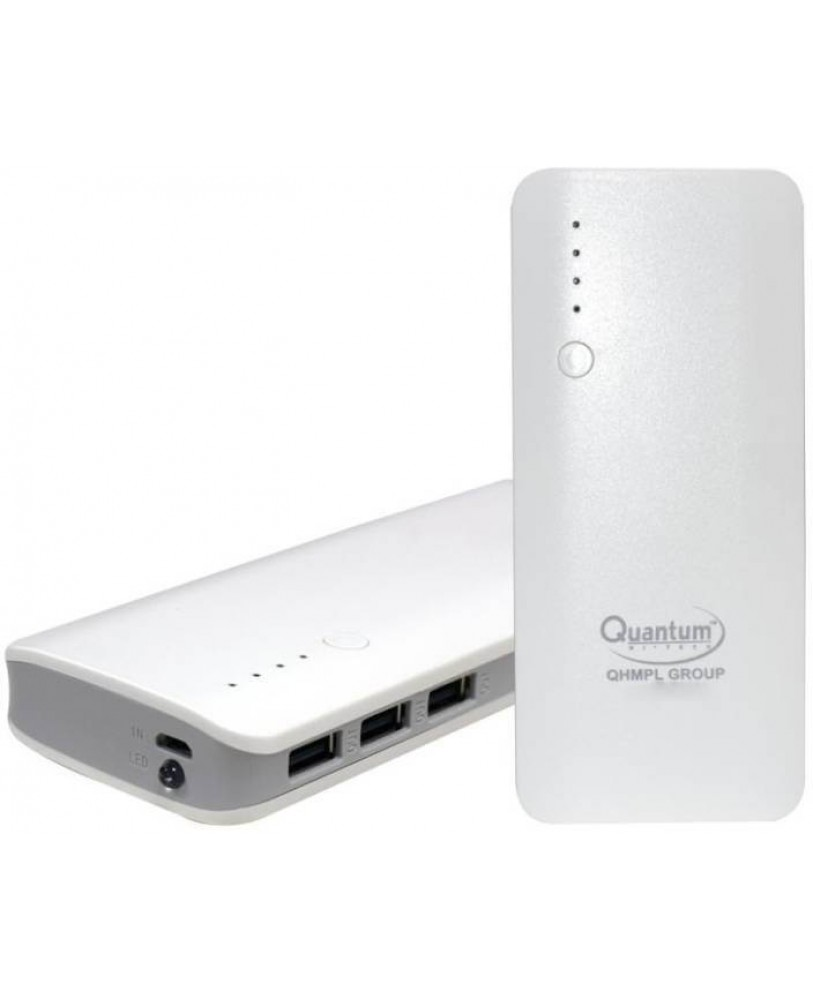 ca75f154a5f642 Buy Quantum QHM10000 10000 mAh Power Bank Best Price in India on ...