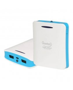 Quantum QHM10400 10400 mAh Power Bank (Color May Vary)