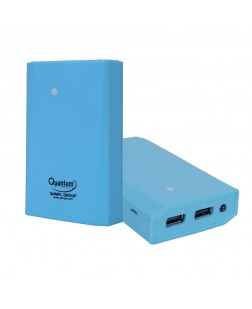 Quantum Hi Tech QHM6000 6000 mAh Li-Ion Power Bank (Color May Vary) Portable Charger