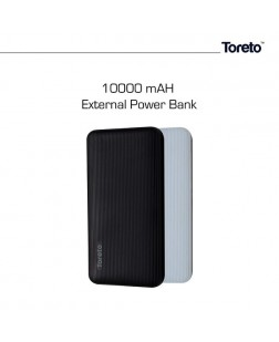 TORETO TOR-11 10000 MAH POWER BANK - (JUPITER 2)