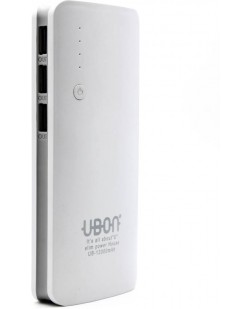 Ubon PB10002 12000 mAh Power Bank Universal 2.1A Charging Speed