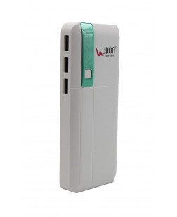 Ubon PB-10046 Power Bank Mobile Charge Booster Built-in 10,000mAh/Compatible Power Bank