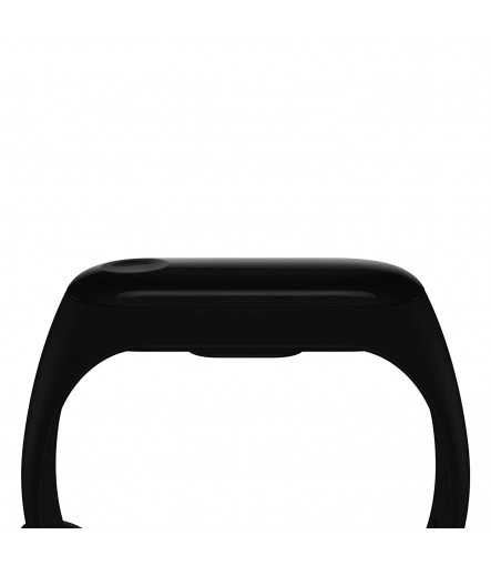 M3 Smart Band With Heart Rate Sensor, Water Proof Or Sweat Free Compatible With All Device (Color May Vary)