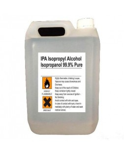Isopropyl alcohol (IPA) Cleaning Solution