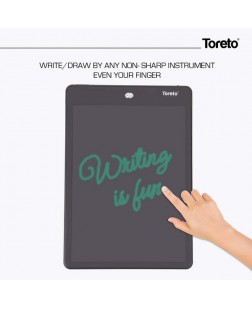 Toreto TOR-55 Portable 10 LCD Writing Ruff pad
