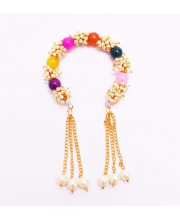 EXOTICAL Florets Heaven Multicolor Beads Charm Bracelet for Women and Girls