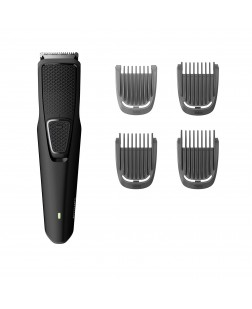 Philips BT1215 USB Cordless Beard Trimmer (Black)