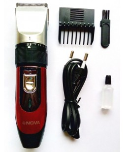 Nova NHC-3018 Professional Rechargeable Electric Trimmer for men and Women