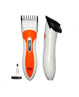 Nova NHC 3669 Professional Rechargeable Cordless Trimmer (Multi Color)