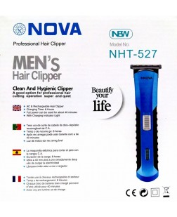 NOVA NHT 527 Professional Electric Rechergable Hair Clipper trimmer for Men