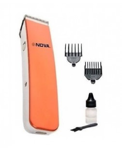 Nova NS 117 Trimmer Grooming Kit (Orange)
